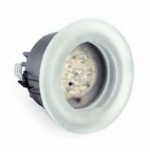 Maxo 9 led 630 ma 17W power multichip IP30 15st, biala ciepla