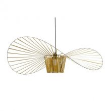 Capello fi 140 lampa wisząca złota 1x40W E27