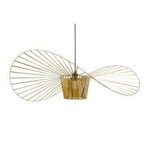 Capello fi 100 lampa wisząca złota 1x40W E27