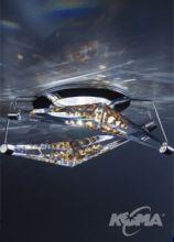 Oprawa stropowa crystal 4 reflex funtasy 12V 35W
