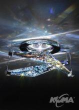 Oprawa stropowa crystal 4 reflex melody 12V 35W