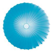 Muse plafon 1x60W E27 230V jasnoniebieski