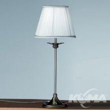 Lea lampa stołowa 1x60W E27 230V antyczny mosiądz