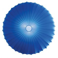 Muse plafon 1x60W E27 230V niebieski