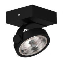 Beta reflektor 1x100W G53 12V czarny (mat struktura)