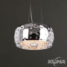 Energy lampa wisząca 5x60W G9 230V chrom