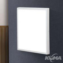 Lero plafon 30W LED 3000K 230V biały