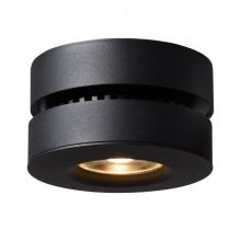 Reno lampa sufitowa 12W LED 4000K 230V czarna