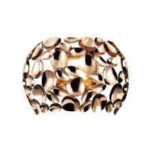 Carera Gold Parete kinkiet 1x7W GU10 230V złoty