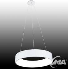 Vogue no.3 lampa wisząca biała smd led 35W 3000k 3240lm