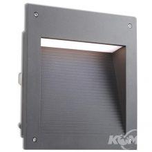 Micenas oprawa zewnętrzna wpuszczana (IP65) szara LED 1x20W 230V