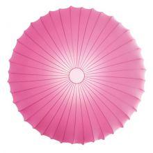 Muse plafon 1x60W E27 230V różowy