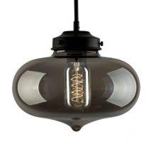 London lampa wisząca 1x40W E27 przydymiona