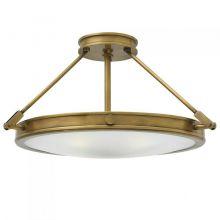 Collier lampa sufitowa 4x60W E14 230V