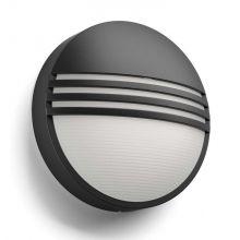 Yarrow kinkiet zewnętrzny 6W LED 4000K 230V czarny
