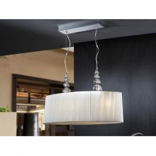 Mercury lampa wisząca 4x20W E27 220V