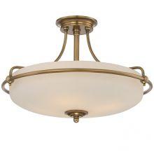 Griffin lampa sufitowa 4x100W E27 230V