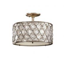 Lucia lampa wisząca 3x60W E27 kryształowe elementy