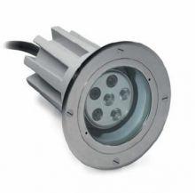 Adek 2 TONDO 6 LED2W 630 moc 12W  IP67 10st, biala ciepla