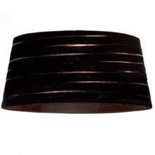 Abażur do lampy Magma 33cm czarny