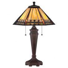 Arden lampa stołowa 2 x 60W E27
