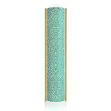 Labirynth lampa podłogowa 3x10W E27 230V zielona