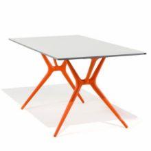 Spoon table stol 140x74x72cm pomaranczowy
