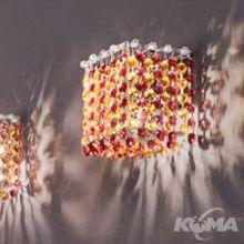 Aurea kinkiet g9/40W krystal