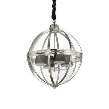 World lampa wisząca 4x40W E14 230V stare złoto
