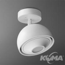 Glob reflektor 1x8.7W LED 230V biały (mat)