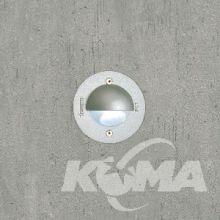 Staeled 1637 LED BIA 1,4WCLD S+L ARG.S.  zewnętrzna ścianna oprawa wpuszczana