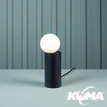 Firefly t lampa stojąca czarna 6.5w led 2700K CRI>97 540lm >90° ściemnialna