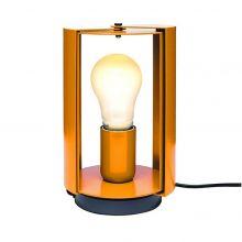 Pivotante a poser lampa stołowa żółta 1x60W E27
