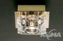 Diamant perseo oprawa sufitowa G9 1x33W