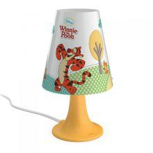 Winnie the Pooh lampa stołowa 2.3W LED 230V wielokolorowa