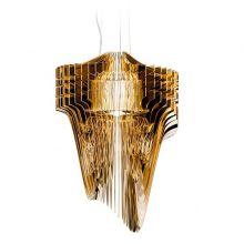 Aria lampa wisząca złota 35W LED 230V