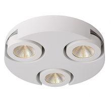 Mitrax lampa sufitowa 3x5W LED 230V