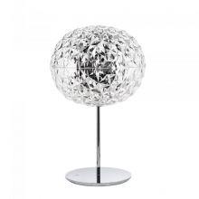 Planet lampa stołowa kryształowa 22W LED 2700K ściemnialna z włącznikiem
