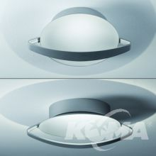 Plafon DL 7-586/1 SILBER (LED9W/560LM/3000K)