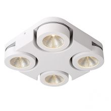 Mitrax lampa sufitowa 4x5W LED 230V