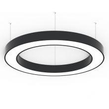 Alberta S-Light lampa wisząca 65cm 45,5W LED 230V czarna