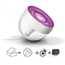 Philips Hue zestaw startowy Iris lampa stołowa 10W LED + mostek