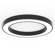 Alberta S-Light plafon 95cm 72,8W LED 230V czarny
