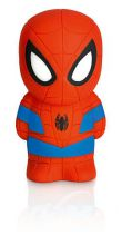 DISNEY Softpal battery-spider-man-dark blue