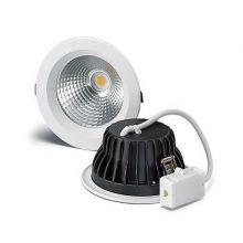 Prime Clear oprawa wpuszczana hermetyczna 20W LED 3000K 230V biała