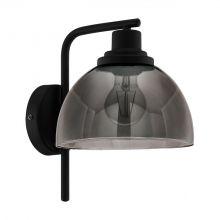Beleser lampa wisząca przydymione szkło 3xe27
