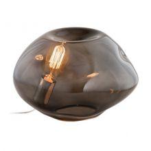 Troll lampa stołowa 1x60W E27 230V grafit