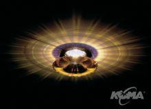 Oprawa stropowa crystal atlas moon 12V 35W