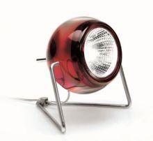 Beluga color lampa stolowa 1x50W GU10 czerwony