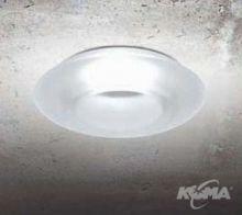 Rombo oprawa stropowa biała 1x75W GU10